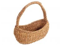 Seagrass Oval Basket
