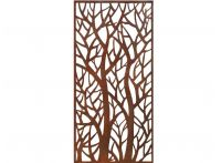 Forest Real Rust Panel Small