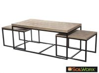 Boston Coffee Table Small