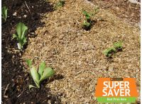 Grow Better Pea Straw Mulch