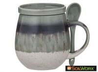 Ritual Reactive Hug Mug Set Green