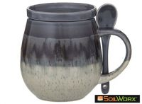 Ritual Reactive Hug Mug Set Grey