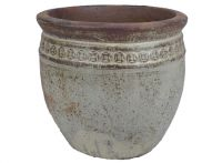 Rustic Coin Pot