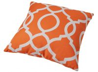 Torquay Orange Cushion
