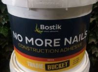 Bostik No More Nails Tradie Bucket