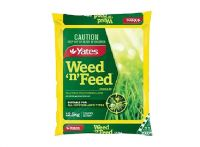 Weed and Feed Granular