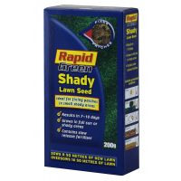 Rapid Green Shady Lawn Seed