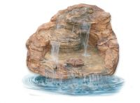 Small Rock Waterfall SRW-018